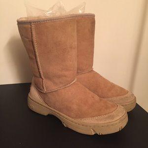 Ugg Australia Tan Short Boot | 6